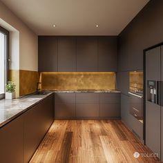tolicci, luxury modern kitchen, italian design, in Kitchen Room Design, Modern Kitchen Design, Home Decor Kitchen, Interior Design Living Room, Kitchen Dining, Kitchen Ideas, Modern Design, Luxury Kitchens, Home Kitchens