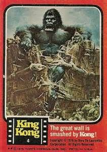 king kong trading cards - Yahoo Image Search Results