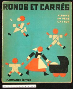 Nathalie Parain, Ronds et carrés (1932)