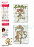 Gallery.ru / Фото #34 - Cross Stitch Crazy 169 ноябрь 2012 + приложение Christmas Co - tymannost