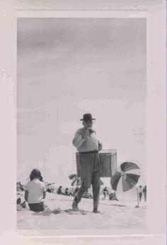Ai mê rico Algarve!: Venda ambulante na praia