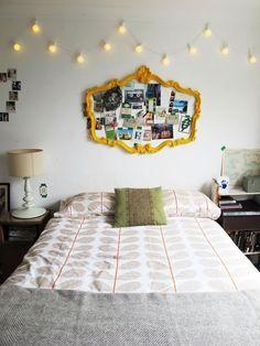 Luz no quarto