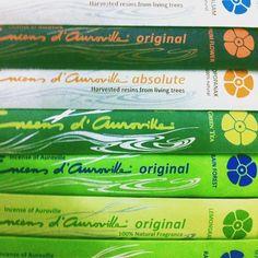 #maroma #incense #incensesticks  #rainforest #auroville #india #aurovilledotcom #happiness #green #fairtrade