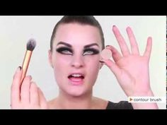 Evil Sorceress Makeup Tutorial - YouTube