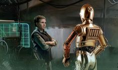 The Force Awakens Storybook Art | The Art of Brian Rood