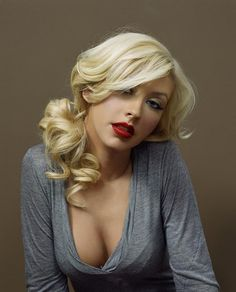 Christina Aguilera / Jill Greenberg 2006