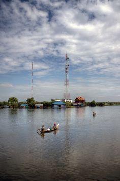 Tonle Sap Lake - Camboya