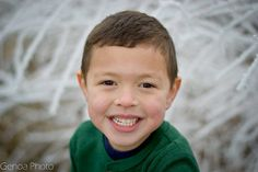 Winter portrait. Genoa Photo. Washington state photographer specializing in families.
