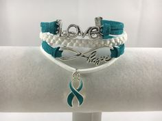 Anti-Bullying Anxiety Cervical Ovarian by BlissfulDesignLiving
