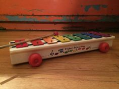 Fisher Price is a company that doesnt change the look or function of its toys too much, and this toy xylophone is no exception. However, while
