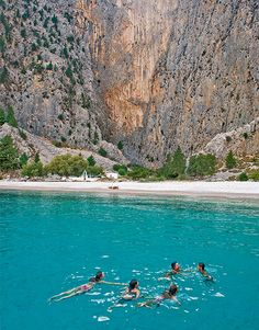 Symi is een klein Grieks eiland ten noordwesten van Places Around The World, The Places Youll Go, Travel Around The World, Places To See, Around The Worlds, Dream Vacations, Vacation Spots, Places In Greece, Greece Islands