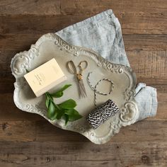 Decorative Tin Tray – The Magnolia Market