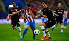 Atlético de Madrid 0-0 Bayer Leverkusen