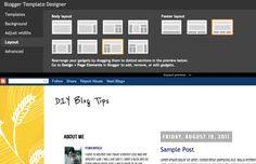 DIY Blog Tips - great blog!