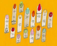 Illustrated Etymology - Grace Danico | Illustrator | Always Excited