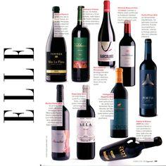La Revista ELLE incluye a Barcolobo La Rinconada en su selección de vinos para estas navidades