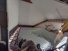Filet d'intérieur d'habitation sur mesure avec Feelnets en France Filets, Woven Fabric, Toddler Bed, Weave, France, Home Decor, Mezzanine, Marseille