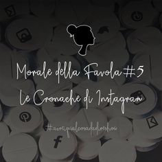 Le cronache di instagram | Un episodio di Avrei qualcosa da dire Show | Blog & Podcast – La mia vita in chiave comica fedelmente e sapientemente documentata #cronache #narnia #instagram #influencers #influencer #riflessioni #flame #instaflame #podcast