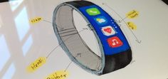 Apple, please use this gorgeous FuelBand-inspired concept design for the iWatch - http://limk.com/news/apple-please-use-this-gorgeous-fuelband-inspired-concept-design-for-the-iwatch-091389545/