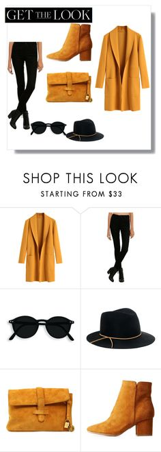 """Fashion"" by maja15-1 ❤ liked on Polyvore featuring Hot Topic, Eugenia Kim, Loro Piana and Bamboo"