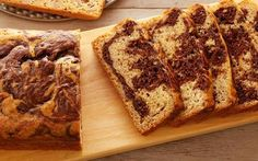 Marbled Banana Bread by Food Network Kitchens (Banana) @FoodNetwork_UK