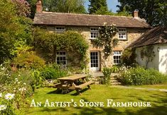 Grogley farm stone farmhouse, just about perfect!