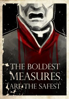 Dishonoured Propaganda #5