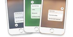 Ver Interesante concepto de iOS 10