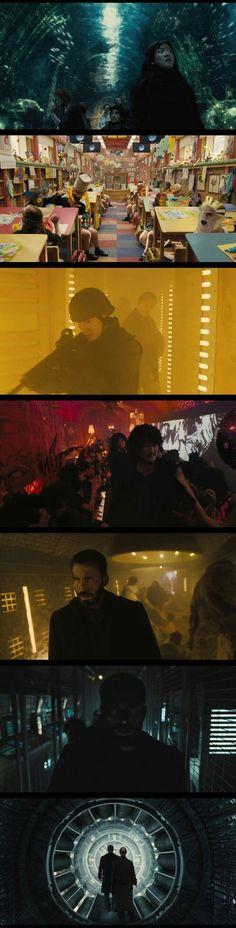 Snowpiercer(2013) Directed by Bong Joon - an underrated sci-fi #DigitalFilmSchool