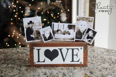 Photo Gift Idea with FREE Printables