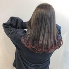 Haircuts Straight Hair, Short Wavy Hair, Long Layered Hair, Braids For Long Hair, Korea Hair Color, Hair Style Korea, Long White Hair, Light Pink Hair, Tmblr Girl