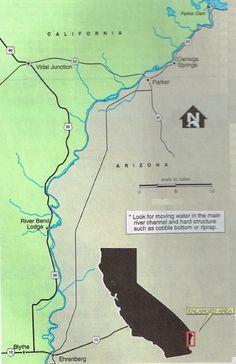 2017 southern california fishing maps reports plus for Lake sonoma fishing report