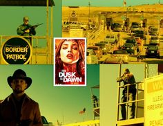 Border Patrol tower guard in Robert Rodriguez's television series, From Dusk Till Dawn Dusk Till Dawn, Actor Model, Candid, Acting, Tower, Movie Posters, Rook, Computer Case, Film Poster