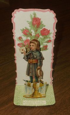 US $8.00 Used in Collectibles, Paper, Vintage Greeting Cards