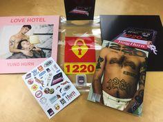 Yung Hurn - 1220 Bundle Inhalt Yung Hurn, Social Media, Make It Yourself, Social Networks