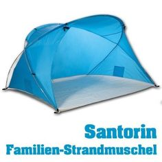 strandmuschel pop up uv