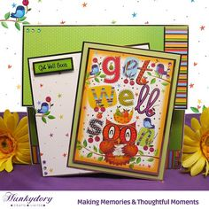 Making Memories & Thoughtful Moments - Hunkydory | Hunkydory Crafts