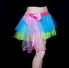 Bow TuTu Skirt Medium MTCoffinz