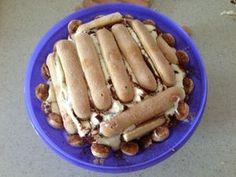 IMG_2164 Mousse, Sausage, Muffins, Meat, Charlotte Mascarpone, Ethnic Recipes, Zazie, Food, Deserts