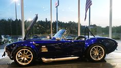 Factory Five MKIII Roadster
