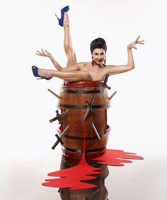 Cliente: Revista Serafina - Comediantes | Foto: Miro | Pós-produção: Fujocka Creative Images