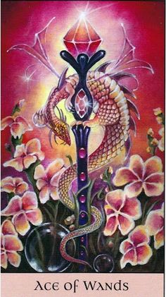 Oceanic Tarot Includes A Full Deck Of Specially