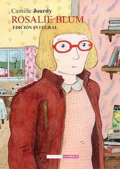 """""""Consagrada ya como una de las grandes autoras del cómic francés, Camille Jourdy se hizo famosa con la trilogía Rosalie Blum (La Cúpula), en la que relataba las vivencias y amores de los habitantes de un pequeño pueblo. Una obra cargada de sensibilidad, sentido del humor y con un dibujo tan aparentemente sencillo como bello, que le valió el premio al autor revelación en el Festival de Cómic de Angoulème 2010."""""""