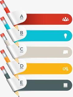 PPT element,information,chart,classification,data,Business PPT,Information label,Presentation Graphics,Pencil chart