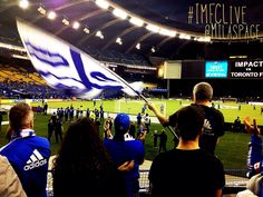 Impact Montreal #IMFC #IMFCLive #MLS Photo by @MilasPage, via Flickr