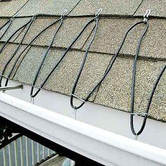 Roof Heat Cables at QCIdirect.com
