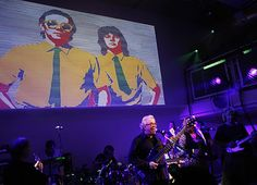 The Buggles - Trevor Horn.  Lead singer, produced a ton of music for other groups.