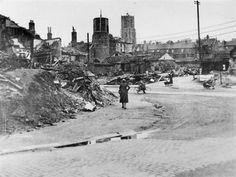 Baedeker raids, Norwich, UK (1942)