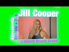 Jill Cooper - 18 minuti Braccia Brucia Grassi - YouTube