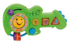 Black Friday 2014 Fisher-Price Rock and Learn Guitar from Fisher-Price Cyber Monday. Black Friday specials on the season most-wanted Christmas gifts. Black Friday Toy Deals, Black Friday Specials, Toddler Toys, Baby Toys, Kids Toys, Baby Musical Toys, Baby 2014, Fun Crafts To Do, Fisher Price Toys